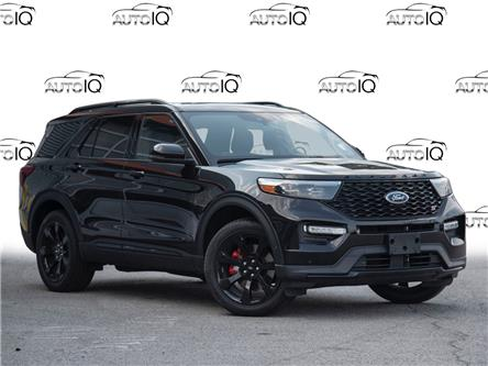 2021 Ford Explorer ST (Stk: 21EX618) in St. Catharines - Image 1 of 26