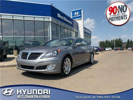 2013 Hyundai Equus Signature (Stk: 5401A) in Edmonton - Image 1 of 15