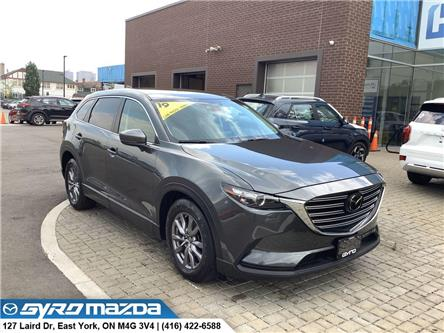 2019 Mazda CX-9 GS (Stk: 31152A) in East York - Image 1 of 30