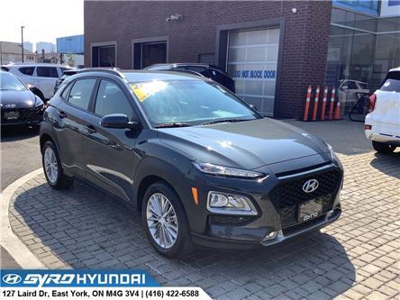 2020 Hyundai Kona 2.0L Preferred (Stk: H6811A) in Toronto - Image 1 of 30