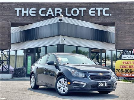 2015 Chevrolet Cruze 1LT (Stk: 21292-1) in Sudbury - Image 1 of 22