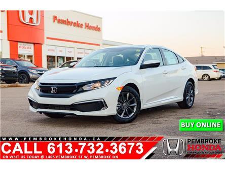 2021 Honda Civic EX (Stk: 21165) in Pembroke - Image 1 of 29