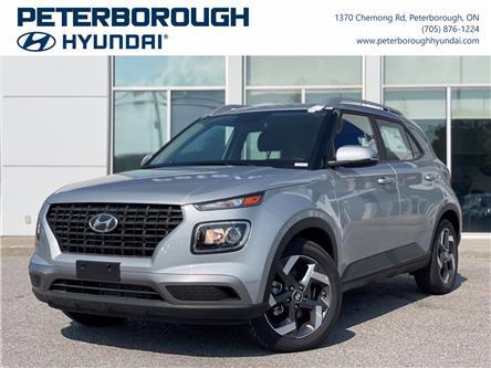 2021 Hyundai Venue  (Stk: H13045) in Peterborough - Image 1 of 30