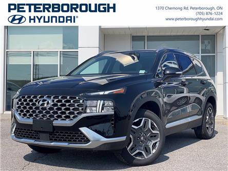 2021 Hyundai Santa Fe HEV Preferred w/Trend Package (Stk: H13003) in Peterborough - Image 1 of 30