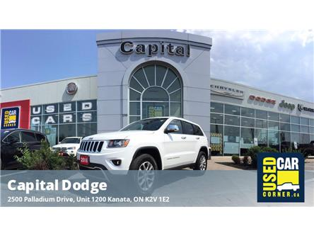 2016 Jeep Grand Cherokee Limited (Stk: P3139A) in Kanata - Image 1 of 28