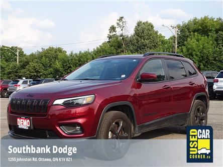 2020 Jeep Cherokee North (Stk: D00059) in OTTAWA - Image 1 of 23