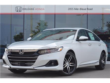 2021 Honda Accord Touring 2.0T (Stk: 16-210192) in Orléans - Image 1 of 27