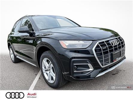 2021 Audi Q5 45 Komfort (Stk: 21233) in Windsor - Image 1 of 29