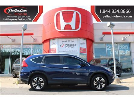 2015 Honda CR-V Touring (Stk: 22909A) in Greater Sudbury - Image 1 of 36