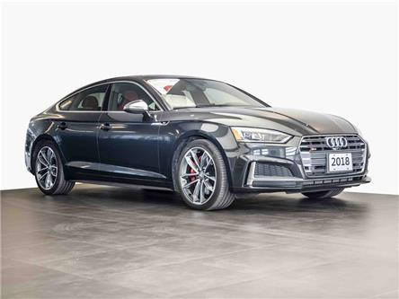 2018 Audi S5 3.0T Technik (Stk: PM923) in Nepean - Image 1 of 21