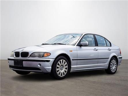 2004 BMW 320i  (Stk: C8686A) in Woodbridge - Image 1 of 4