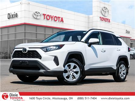 2020 Toyota RAV4 LE (Stk: D211404A) in Mississauga - Image 1 of 29
