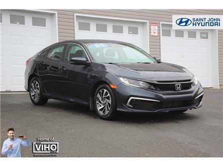 2019 Honda Civic EX (Stk: U3254) in Saint John - Image 1 of 19