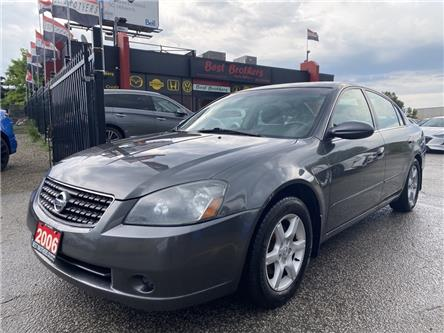 2006 Nissan Altima 2.5 S (Stk: 153792) in Toronto - Image 1 of 17