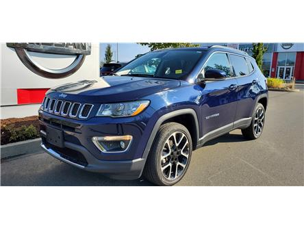 2020 Jeep Compass Limited (Stk: U0259) in Courtenay - Image 1 of 9
