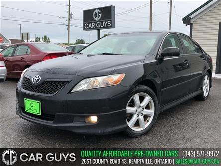 2009 Toyota Camry SE (Stk: CG0253) in Kemptville - Image 1 of 16