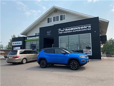 2019 Jeep Compass Trailhawk (Stk: ) in Sault Ste. Marie - Image 1 of 47