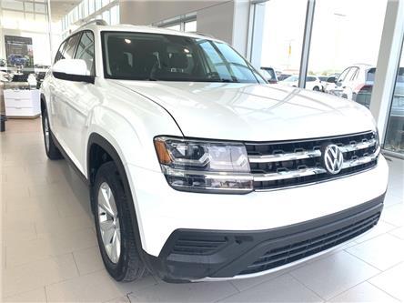 2018 Volkswagen Atlas 3.6 FSI Trendline (Stk: V7868) in Saskatoon - Image 1 of 5