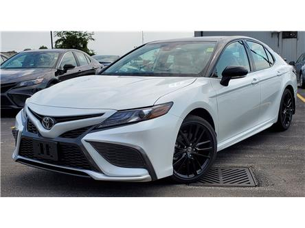 2021 Toyota Camry XSE (Stk: 61715) in Sarnia - Image 1 of 9