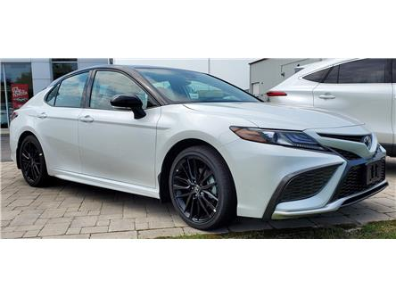 2021 Toyota Camry XSE (Stk: 61714) in Sarnia - Image 1 of 9