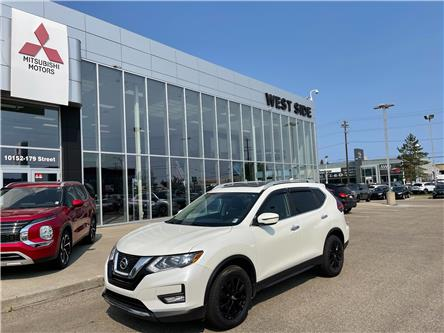2017 Nissan Rogue SV (Stk: BM4123) in Edmonton - Image 1 of 23