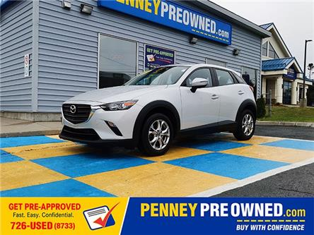 2019 Mazda CX-3 GS (Stk: 40470A) in Mount Pearl - Image 1 of 14