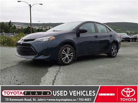 2017 Toyota Corolla LE (Stk: LP1353) in St. Johns - Image 1 of 4