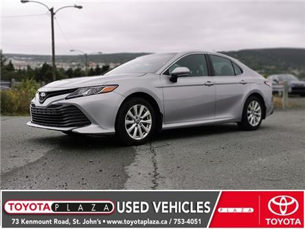 2018 Toyota Camry LE (Stk: 40708A) in St. Johns - Image 1 of 4