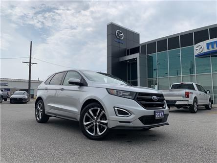 2017 Ford Edge  (Stk: UM2663) in Chatham - Image 1 of 22