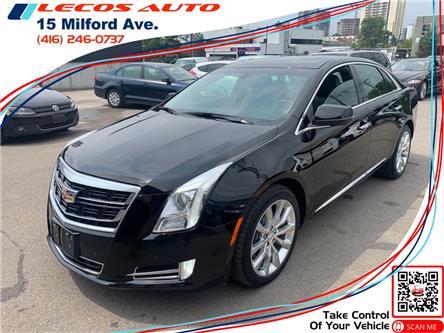 2017 Cadillac XTS Luxury (Stk: 154078) in Toronto - Image 1 of 11