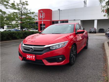2017 Honda Civic EX-T (Stk: 29721L) in Ottawa - Image 1 of 17