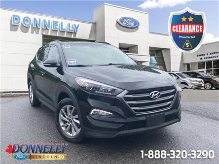 2016 Hyundai Tucson Luxury (Stk: CLDV692A) in Ottawa - Image 1 of 26