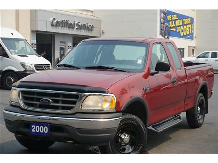 2000 Ford F-150 XL (Stk: 21-243A) in Salmon Arm - Image 1 of 22