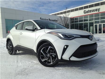 2021 Toyota C-HR Limited (Stk: 36985) in Edmonton - Image 1 of 31