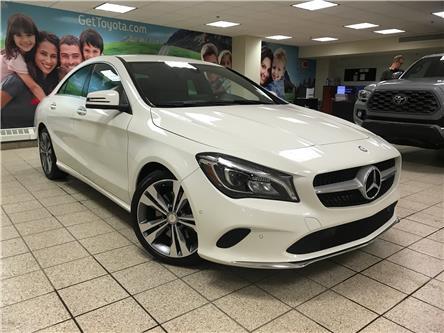 2018 Mercedes-Benz CLA 250 Base (Stk: 211177A) in Calgary - Image 1 of 20