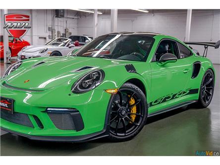 2019 Porsche 911 GT3 RS (Stk: ) in Oakville - Image 1 of 31
