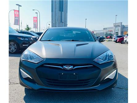 2014 Hyundai Genesis Coupe 3.8 GT (Stk: U16820A) in Thornhill - Image 1 of 18