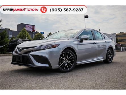 2021 Toyota Camry SE (Stk: 210614) in Hamilton - Image 1 of 25