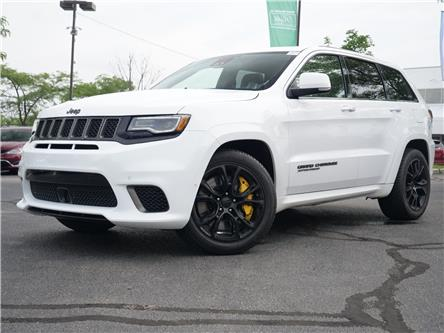 2018 Jeep Grand Cherokee Trackhawk (Stk: 1629) in Mississauga - Image 1 of 30