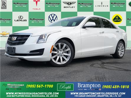 2017 Cadillac ATS 2.0L Turbo (Stk: 1301A) in Mississauga - Image 1 of 23