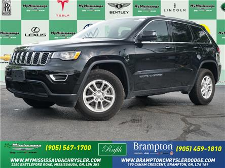 2020 Jeep Grand Cherokee Laredo (Stk: 21091B) in Mississauga - Image 1 of 24
