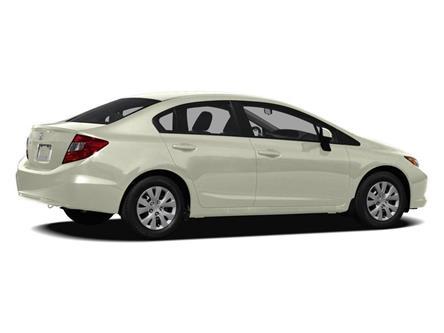 2012 Honda Civic EX (Stk: W0569CJZ) in Barrie - Image 1 of 3