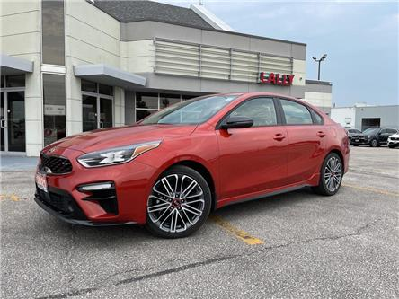 2021 Kia Forte GT Limited (Stk: KFO2569) in Chatham - Image 1 of 18