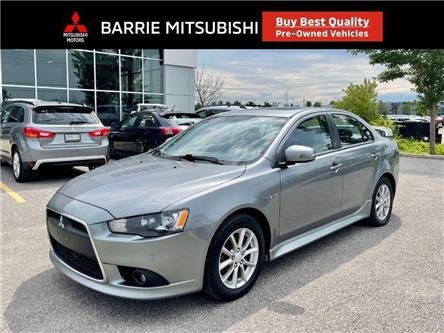 2015 Mitsubishi Lancer  (Stk: L0159A) in Barrie - Image 1 of 16