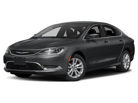 2015 Chrysler 200 Limited (Stk: U5894A) in Woodstock - Image 1 of 9