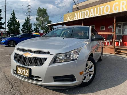2012 Chevrolet Cruze LS (Stk: 142532) in SCARBOROUGH - Image 1 of 30