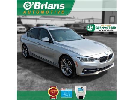 2018 BMW 330i xDrive (Stk: 14713A) in Saskatoon - Image 1 of 25