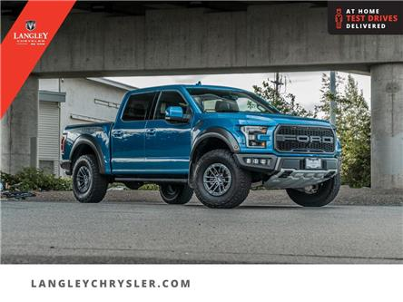 2020 Ford F-150 Raptor (Stk: LC0901) in Surrey - Image 1 of 30