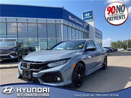 2018 Honda Civic Sport Touring (Stk: 10700A) in Edmonton - Image 1 of 21