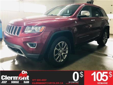 2014 Jeep Grand Cherokee Limited (Stk: U0047) in Toronto, Ajax, Pickering - Image 1 of 30
